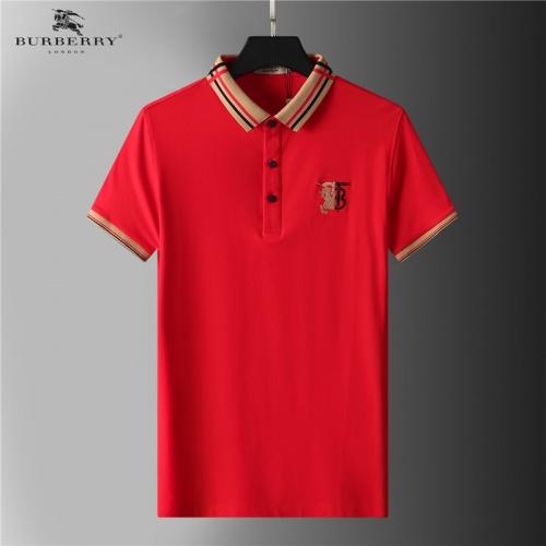 Burberry T-Shirts Short Sleeved For Men #852039