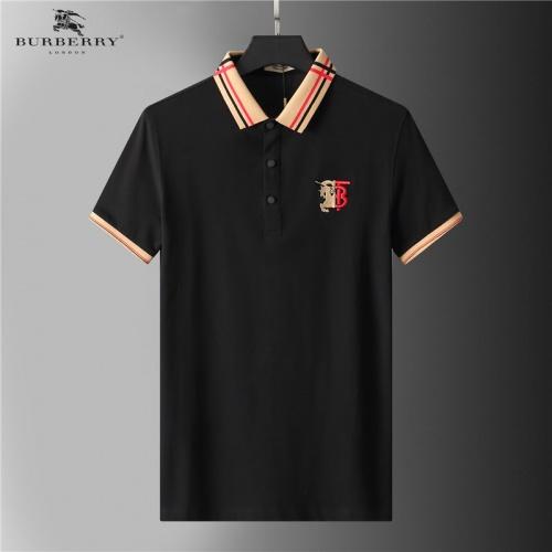 Burberry T-Shirts Short Sleeved For Men #852040