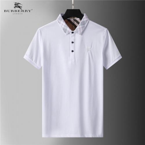 Burberry T-Shirts Short Sleeved For Men #852043