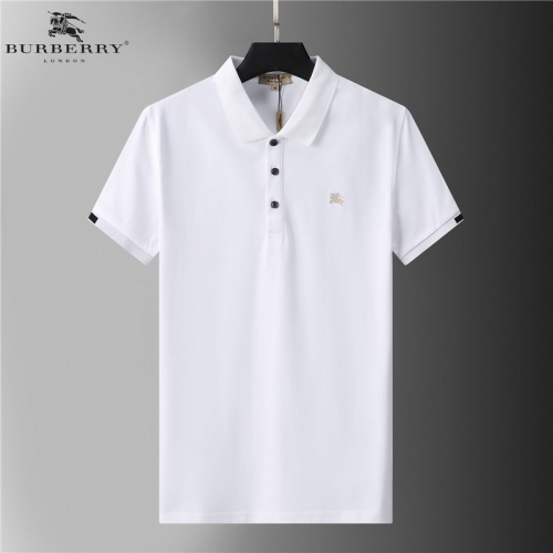 Burberry T-Shirts Short Sleeved For Men #852051