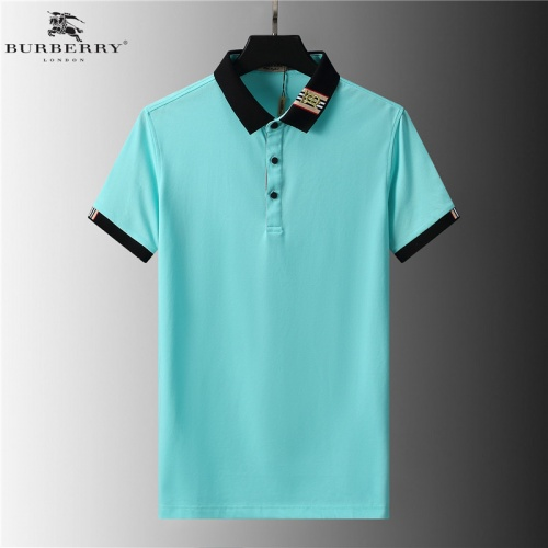 Burberry T-Shirts Short Sleeved For Men #852052