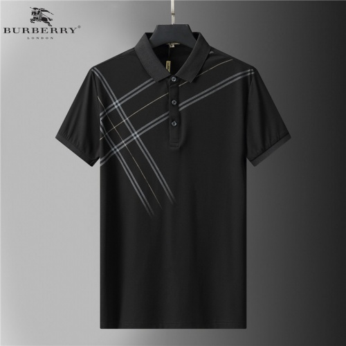 Burberry T-Shirts Short Sleeved For Men #852057