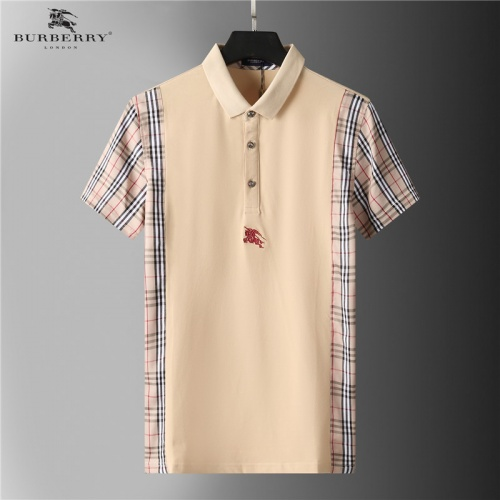 Burberry T-Shirts Short Sleeved For Men #852058