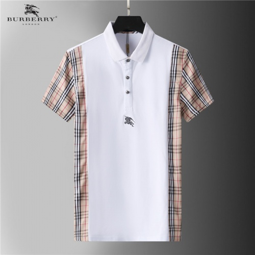 Burberry T-Shirts Short Sleeved For Men #852059