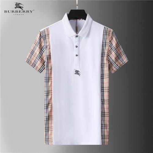Burberry T-Shirts Short Sleeved For Men #852059