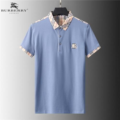 Burberry T-Shirts Short Sleeved For Men #852061