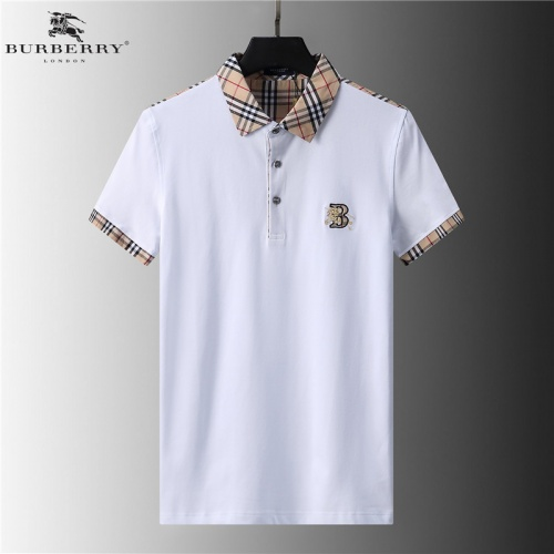 Burberry T-Shirts Short Sleeved For Men #852062