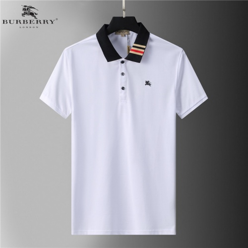 Burberry T-Shirts Short Sleeved For Men #852067
