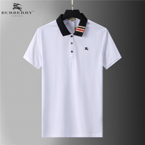 Burberry T-Shirts Short Sleeved For Men #852067