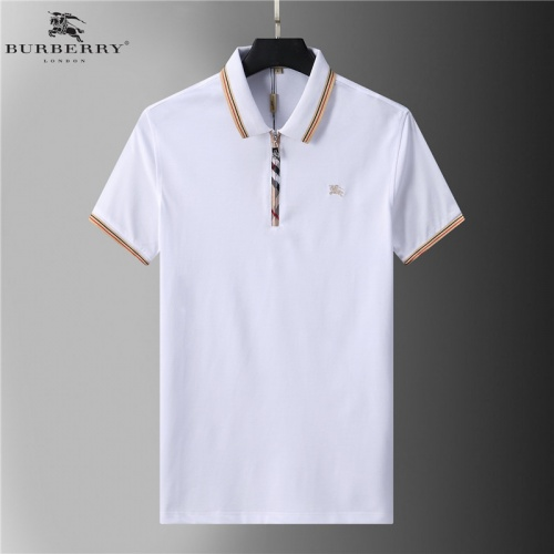 Burberry T-Shirts Short Sleeved For Men #852068