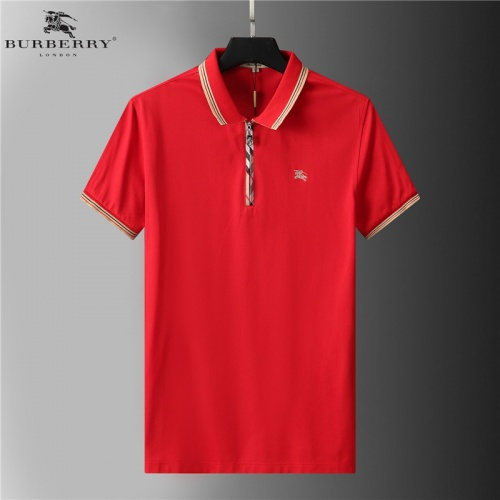 Burberry T-Shirts Short Sleeved For Men #852069