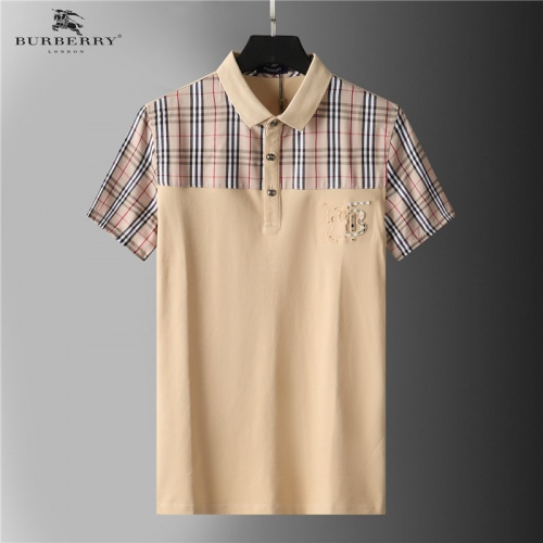 Burberry T-Shirts Short Sleeved For Men #852071