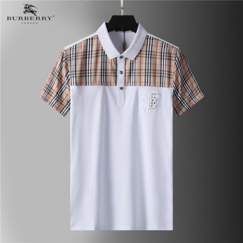 Burberry T-Shirts Short Sleeved For Men #852072