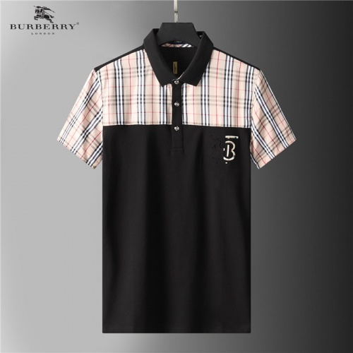 Burberry T-Shirts Short Sleeved For Men #852073