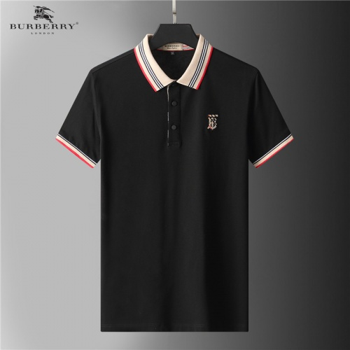 Burberry T-Shirts Short Sleeved For Men #852075
