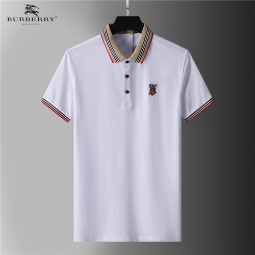 Burberry T-Shirts Short Sleeved For Men #852076