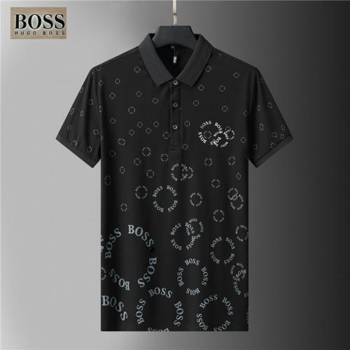 Boss T-Shirts Short Sleeved For Men #852077