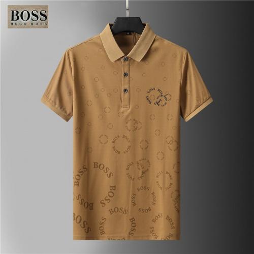 Boss T-Shirts Short Sleeved For Men #852078