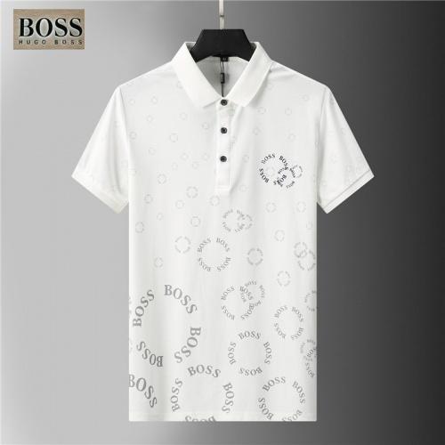Boss T-Shirts Short Sleeved For Men #852079
