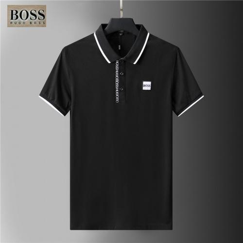 Boss T-Shirts Short Sleeved For Men #852081