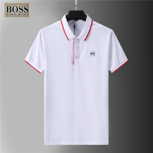 Boss T-Shirts Short Sleeved For Men #852082
