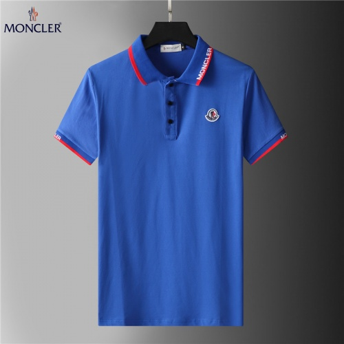Moncler T-Shirts Short Sleeved For Men #852108