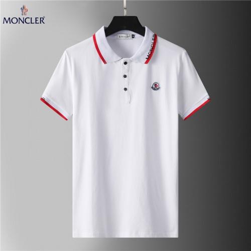Moncler T-Shirts Short Sleeved For Men #852109