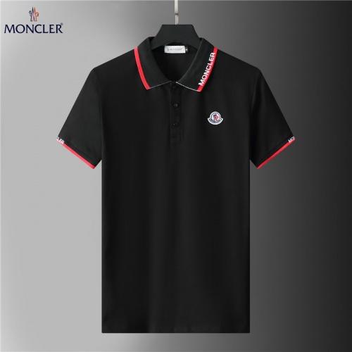 Moncler T-Shirts Short Sleeved For Men #852111