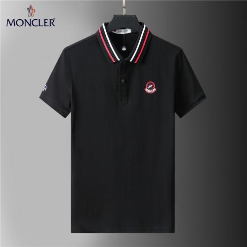 Moncler T-Shirts Short Sleeved For Men #852113