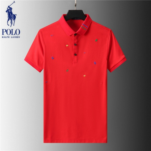 Ralph Lauren Polo T-Shirts Short Sleeved For Men #852115
