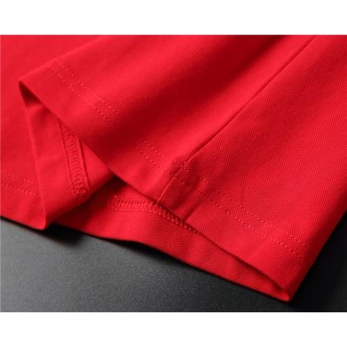 Replica Prada T-Shirts Short Sleeved For Men #852117 $38.00 USD for Wholesale