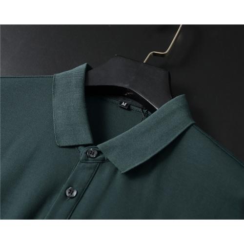 Replica Prada T-Shirts Short Sleeved For Men #852120 $38.00 USD for Wholesale