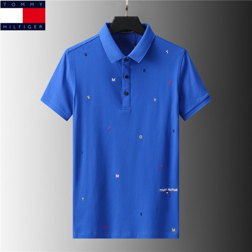 Tommy Hilfiger TH T-Shirts Short Sleeved For Men #852127