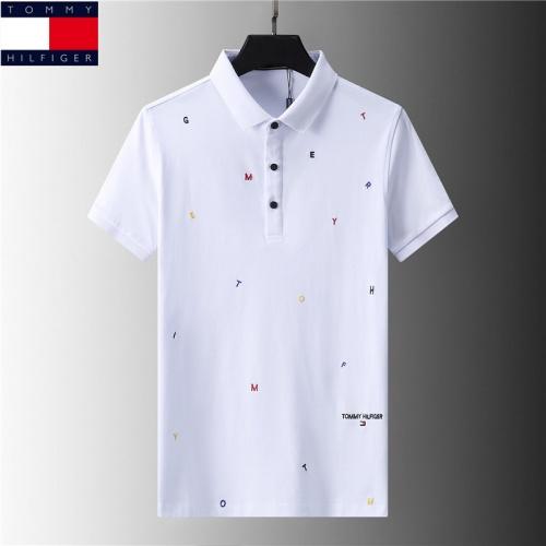 Tommy Hilfiger TH T-Shirts Short Sleeved For Men #852128