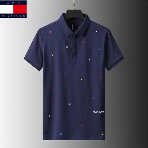Tommy Hilfiger TH T-Shirts Short Sleeved For Men #852129