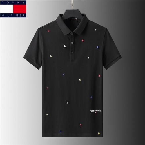 Tommy Hilfiger TH T-Shirts Short Sleeved For Men #852130