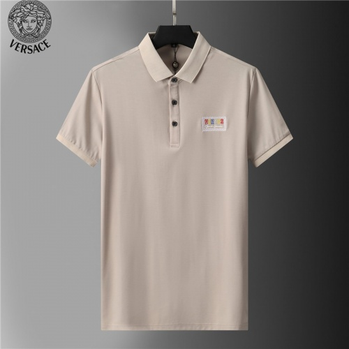 Versace T-Shirts Short Sleeved For Men #852137