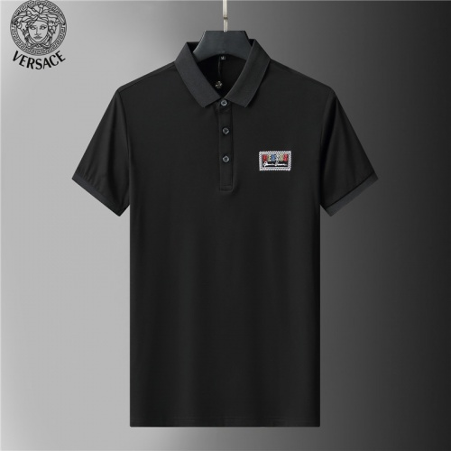 Versace T-Shirts Short Sleeved For Men #852138