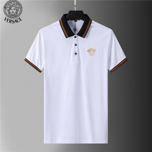 Versace T-Shirts Short Sleeved For Men #852140