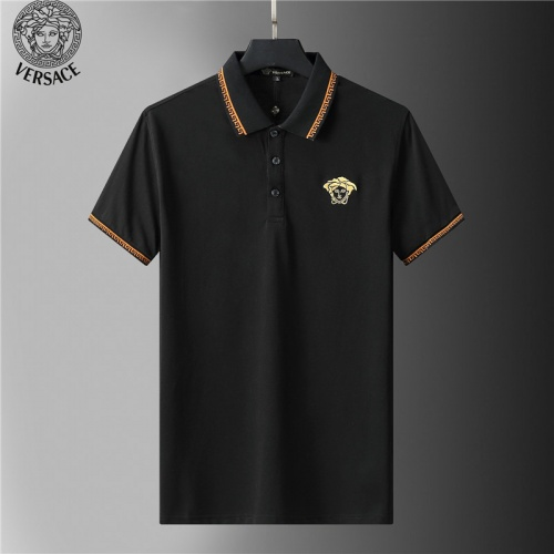 Versace T-Shirts Short Sleeved For Men #852141