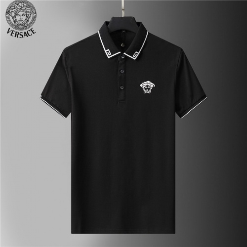 Versace T-Shirts Short Sleeved For Men #852142