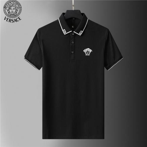 Versace T-Shirts Short Sleeved For Men #852142