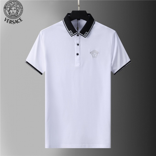 Versace T-Shirts Short Sleeved For Men #852143