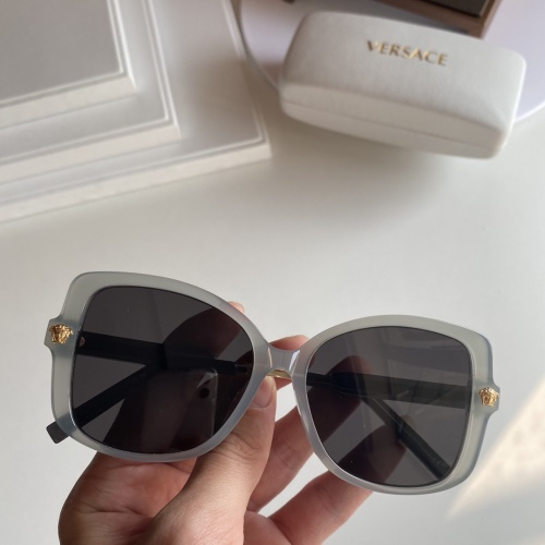 Versace AAA Quality Sunglasses #852163