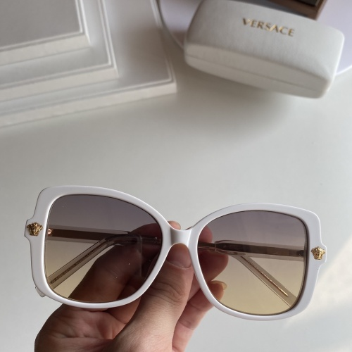 Versace AAA Quality Sunglasses #852168