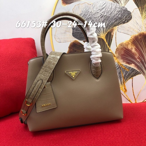 Prada AAA Quality Handbags For Women #852176