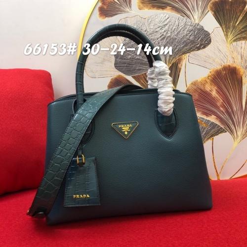 Prada AAA Quality Handbags For Women #852177