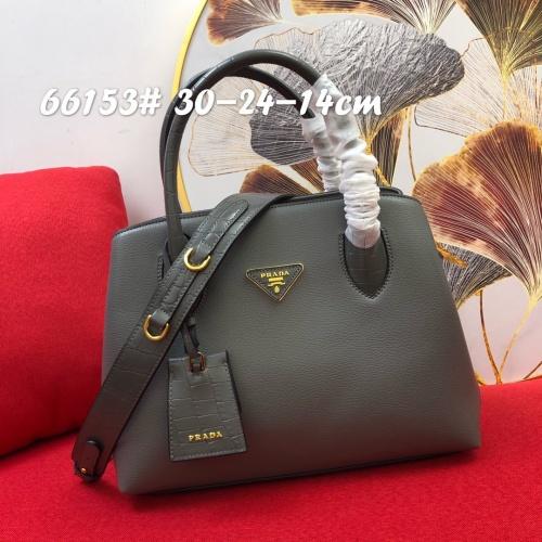 Prada AAA Quality Handbags For Women #852179