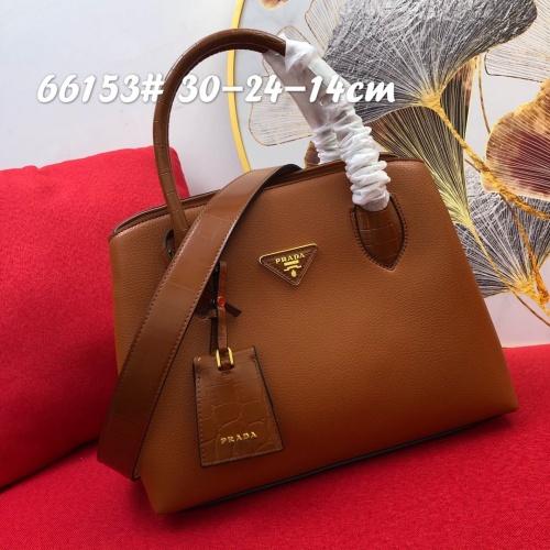 Prada AAA Quality Handbags For Women #852182
