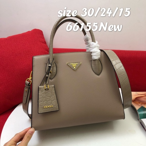 Prada AAA Quality Handbags For Women #852185